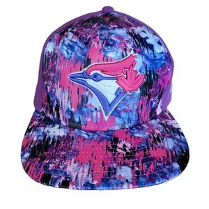 Rare New Era 9Fifty Blue Jay's MLB Cap - S/M